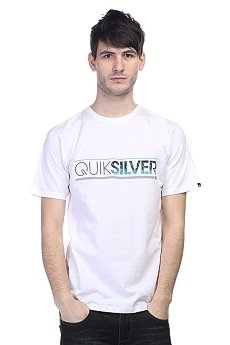 Футболка Quiksilver Classic Tee A6 Tees White
