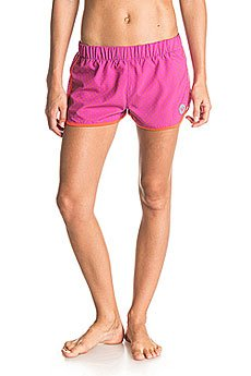 ����� ������� ������� Roxy Line Up Short 2 J Bdsh Orange Dot