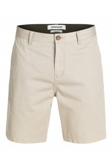 ����� Quiksilver Evday Chino Sh Wkst Plaza Taupe