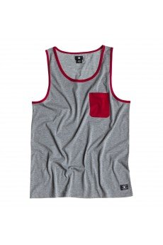 Майка DC Contra Tank Heather Grey