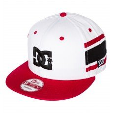 ��������� DC Snap Hats Black/White