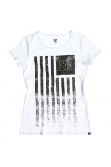 �������� ������� DC Solid Tee J Tees White