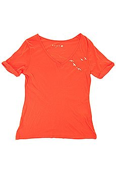 �������� ������� Roxy Newvb J Tees Fiery Orange