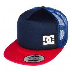 ��������� DC Blanderson Hats Indigo/Red