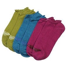 ����� ������ ������� Roxy 3pk No Showhthr Gripper Logo Ns Multi