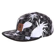 ��������� ������������ DC Supercamp Hats Leafy Check Black