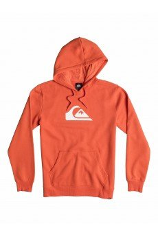 ������� Quiksilver Everyday Hood Mandarin Red