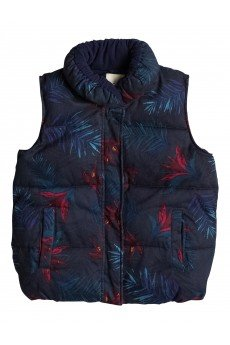 ����� ������� Roxy Daydreamer Vest J Jckt Midnight Palm Option