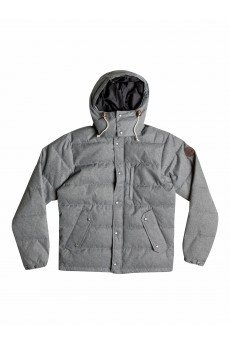 Куртка Quiksilver Woolmore Light Grey Heather