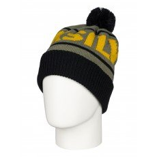����� � �������� Quiksilver Fots Summit Beanie Black