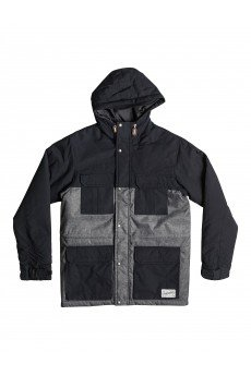 ������ Quiksilver Longbay Wool Anthracite