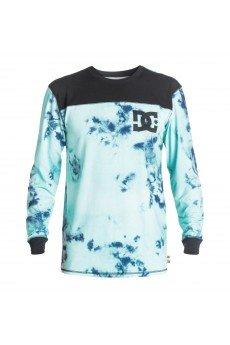���������� (����) DC Top Half Tie Dye Aruba Blue