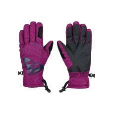 �������� ��������������� ������� Roxy Popi Gloves Magenta Purple