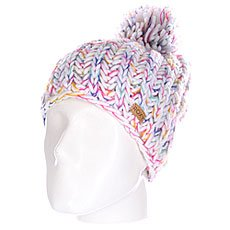 ����� ������� Roxy Nola Beanie Bright White