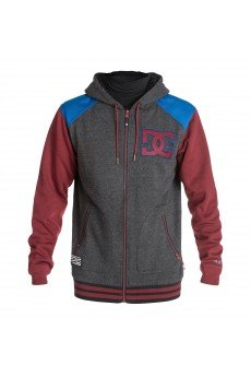 ��������� DC Dcla Fleece Anthracite