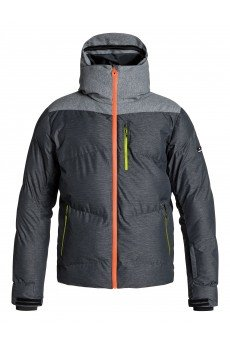 ������ Quiksilver Ultimate Jacket Black