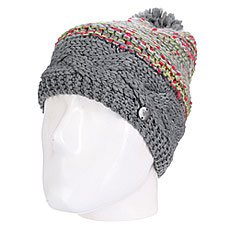 Шапка женская Roxy Cheerful Beanie Heritage Heather