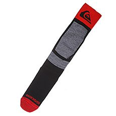 ����� ��������������� Quiksilver Snow Sport Sock Black/Grey