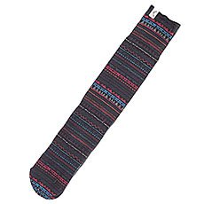 ����� ��������������� ������� Roxy Ski Sock Geo Stripe Sub Prin Ensign Blue