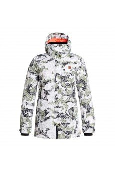 Куртка  женская DC Shoes Nature Dpm Jkt Dpm Camo