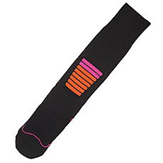 ����� ��������������� ������� Roxy Single Ski Sock Basic Color Black