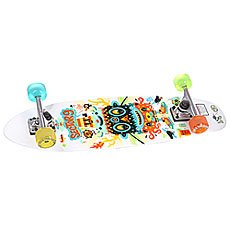 Скейт круизер Sector 9 Party Time Complete White/Multi 31.5 (80 см)
