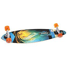 �������� Sector 9 Ledger Complete Blue/Yellow 40 (101 ��)