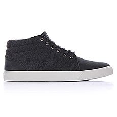 Кеды высокие DC Council Mid Lx Black Unkown Pleasur