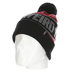 ����� GNU Mt.weird Beanie Black