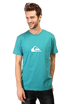 �������� Quiksilver Class Everyday Mw Tees Biscay Bay