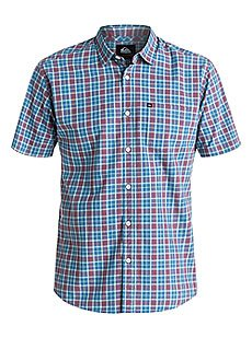 Рубашка в клетку Quiksilver Every Day Checkss Wvtp Everyday Check Feder