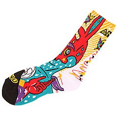 ����� ������� GNU Moon Sock Red