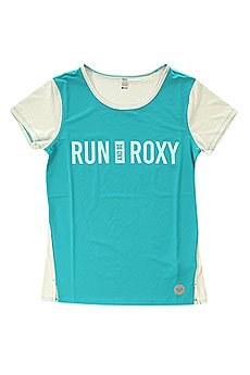 �������� ������� Roxy Cutback Tee J Kttp Dark Jade