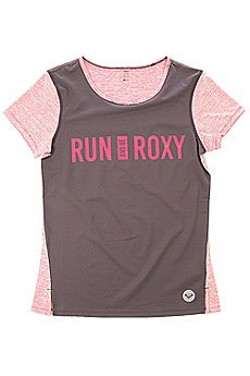 Футболка женская Roxy Cutback Tee J Kttp Dark Midnight