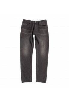Джинсы прямые DC Washed Straight Pant Medium Grey
