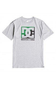 Футболка DC Crosscloud Tees Heather Grey