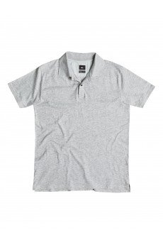 Поло Quiksilver Snow Cruise Kttp Light Grey Heather