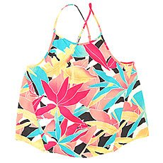 Топ женский Roxy Tan J Wvtp Tropical Monsoon Com