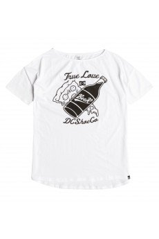 �������� ������� DC Tchonga Loose 2 Tees White