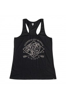 ����� ������� DC Vicious Tank Tees Black