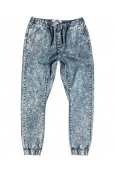 Штаны прямые Quiksilver Outta My Way Ne Ndpt Dark Denim