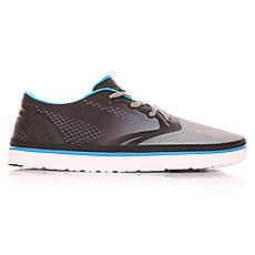 Кроссовки Quiksilver Ag47 Amphibian Shoe Black/White/Blue