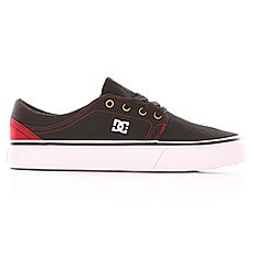 Кеды низкие DC Trase Tx Shoe Black/Red