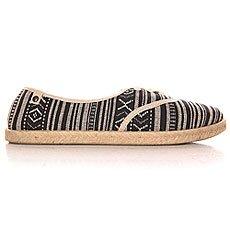 ���� ������ ������� Roxy Tango J Shoe Black/White