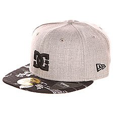 ��������� � ������ ��������� DC Empire Print Hats Heather Grey