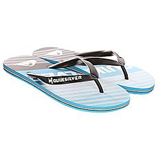 ��������� Quiksilver Molokai Incline Sndl Black/Blue