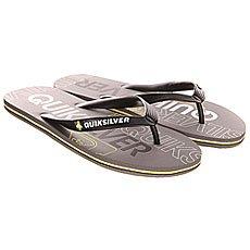 ��������� Quiksilver Molokai Nitro Sndl Black/Grey