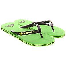 ��������� Quiksilver Molokai Sndl Black/Green