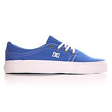 ���� ������ DC Trase Tx Shoe Blue/White