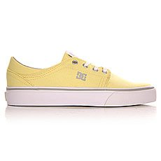 ���� ������ ������� DC Trase Tx J Shoe Yellow